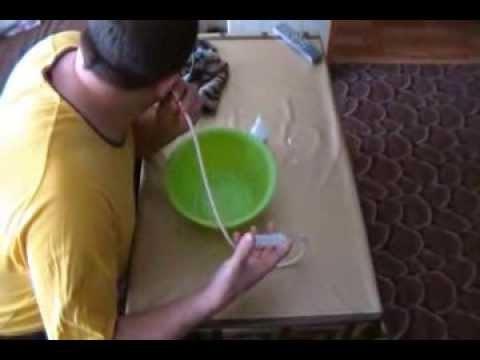 Как и чем промыть ухо в домашних условиях - шприцы и растворы