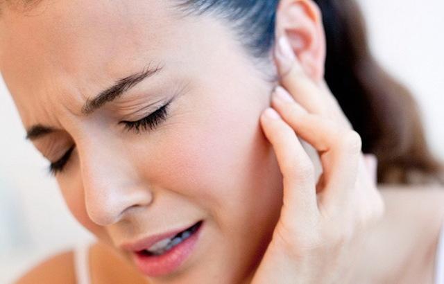 Воспаление внутреннего уха или внутренний отит (лабиринит)
