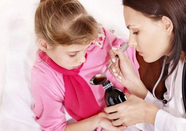 Сухой кашель у ребенка без температуры – причины и лечение