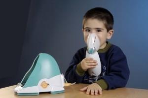 Ингаляции при заложенности носа небулайзером