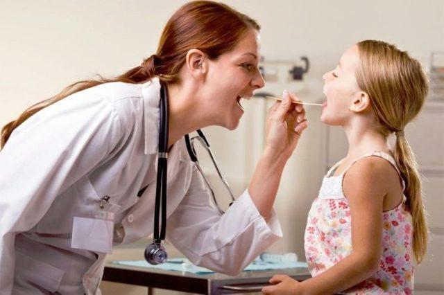Как вылечить ангину у ребенка – методы и способы лечения детей