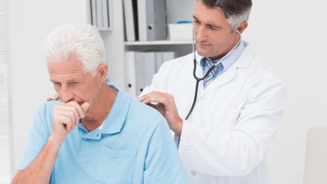 cухой кашель у взрослого – непродуктивное откашливание