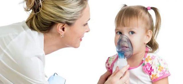 Ингаляции при сухом кашле у ребенка - препараты и рецепты для детей
