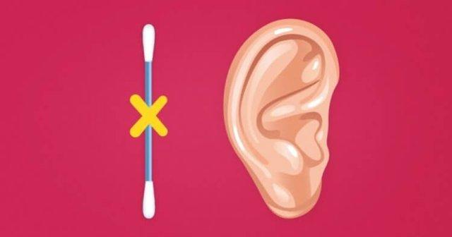 Можно ли чистить уши ватными палочками