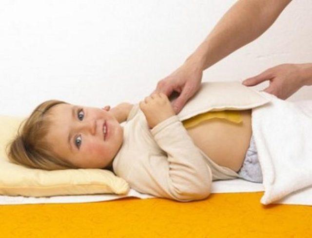 Компресс на горло ребенку – водочные и спиртовые рецепты для детей