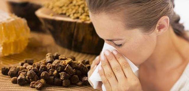 Прополис от горла – лечение болей настойкой