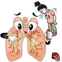 Признаки и симптомы сухого кашля