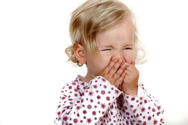 Заложенность носа без соплей и насморка у ребенка