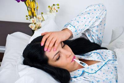 Чем отличается ангина от гриппа - в чем разница