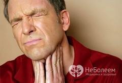 Как снять и облегчить боль в горле при ангине