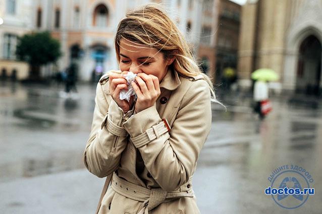 Как вылечить хронический насморк - лечение застарелого ринита