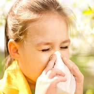 Как и чем лечить аллергический кашель у ребенка