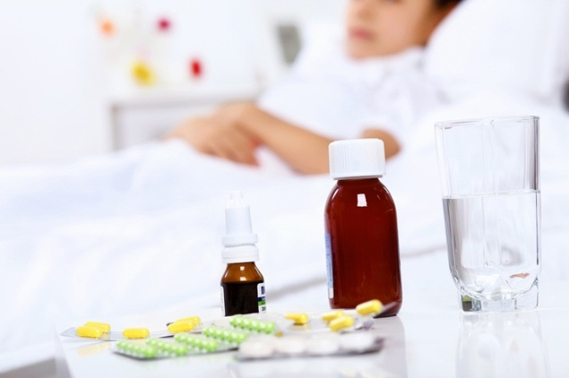Вирусная ангина у детей – симптомы и лечение ребенка