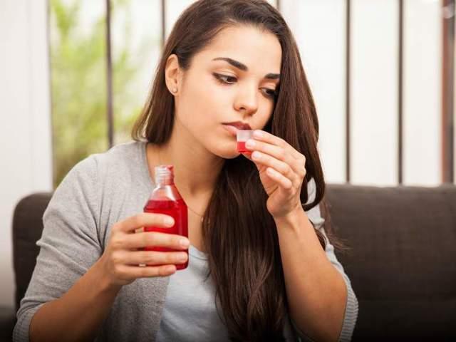 Сироп от сухого кашля взрослым – лучшие средства