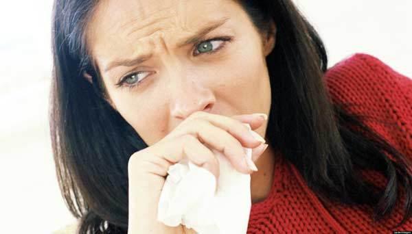 Мокрота зеленого цвета при кашле – причины появления слизи