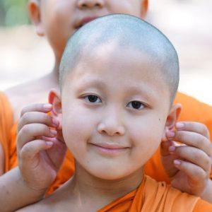 Точки на ушах, отвечающие за органы – акупунктурные места