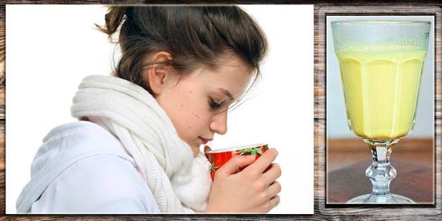 Шалфей с молоком от кашля ребенку и взрослому