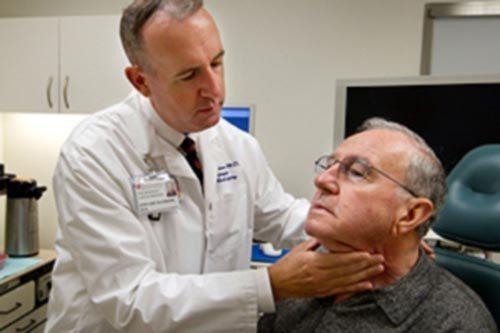Диагностика рака горла – как проверить гортань на онкологию