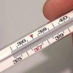 Температура при хроническом тонзиллите 37 - 38 градусов