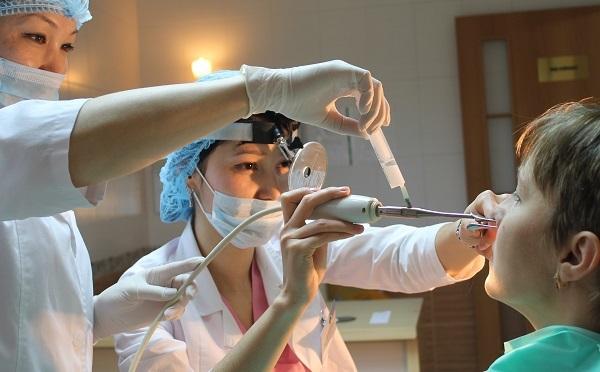 Что такое анемизация слизистой носа – симптомы и лечение полости