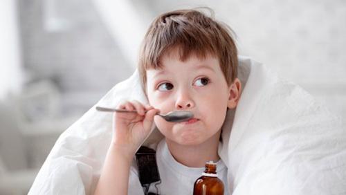 Отхаркивающее средство для детей до 1 года