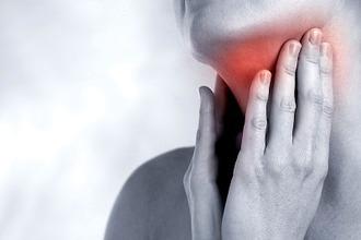 Долго болит горло без температуры (недели и месяцы)