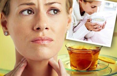 Язвочки на миндалинах и гландах у ребенка и взрослого