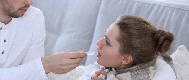 Сироп от кашля при беременности – какой можно принимать