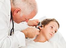 Диффузный отит наружного уха - симптомы и лечение