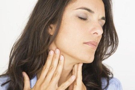 Ком в горле после еды – почему появляется ощущение