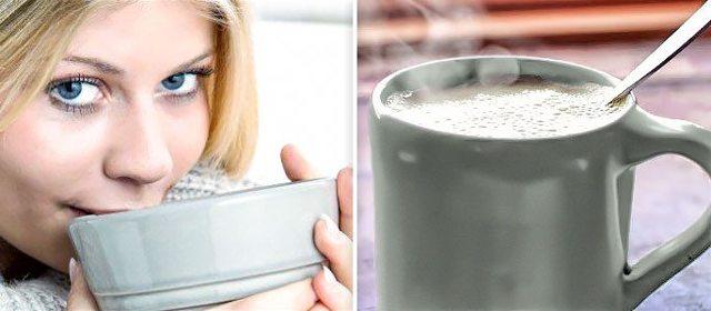 Можно ли пить молоко при ангине и почему