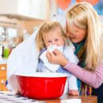 Ингаляции при ларингите у детей небулайзером - как правильно делать