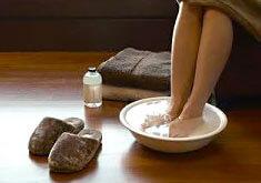 Как можно парить ноги в горчице при кашле