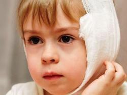 Компресс на ухо при отите у взрослых и детей