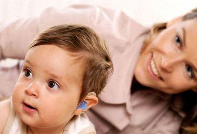 Нарушение слуха у детей – причины и профилактика возникновения