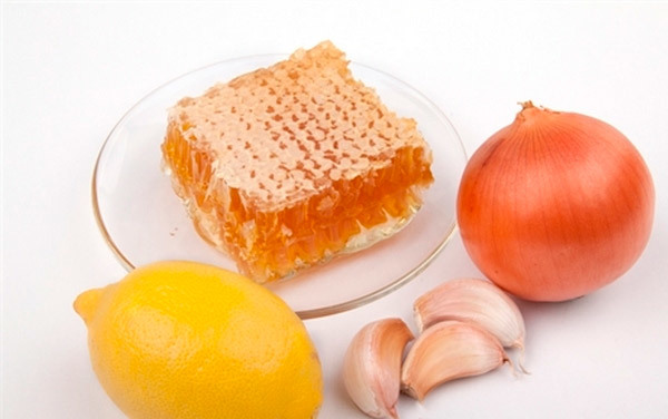 Чеснок от кашля с медом и без
