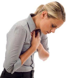 Спазмы в горле - причины и как их снять
