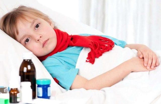 Доктор Е.О. Комаровский – лечение ангины у детей