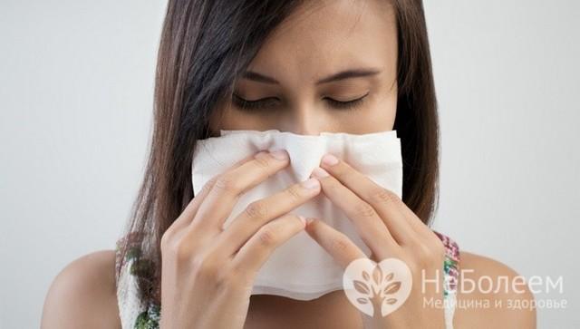 Как лечить аллергический ринит и насморк народными средствами