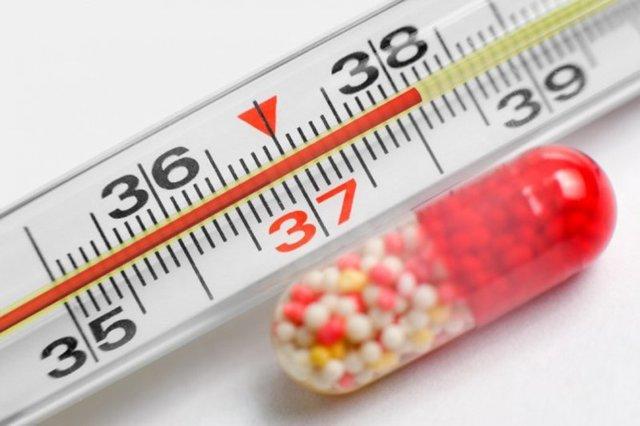 Температура при гайморите - бывает ли и сколько дней держится