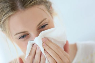 Народные средства от насморка и заложенности носа при беременности