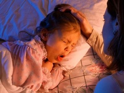 Ночной кашель у ребенка – причины приступов у детей