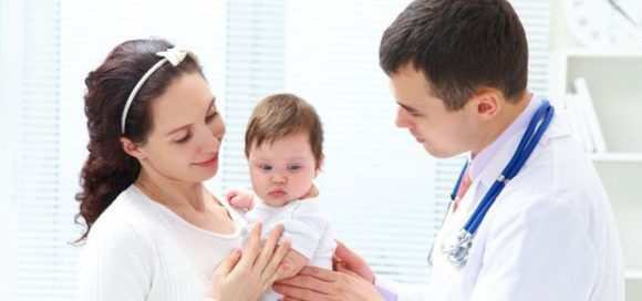 Ларингит у грудничка - симптомы и лечение детей до года