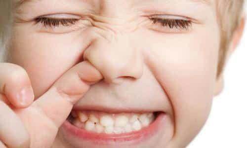 Герпес в носу у ребенка – симптомы и лечение