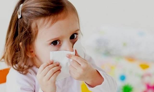Лечение соплей по методу Е.О. Комаровского у детей и грудничков