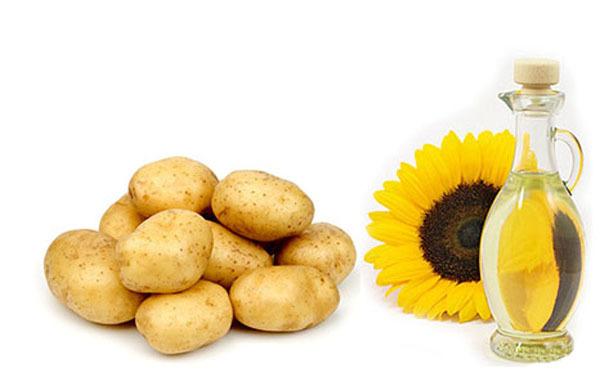 Компресс из картошки от кашля для детей и взрослых