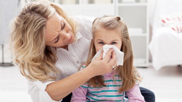 Гайморит у детей - причины верхнечелюстного синусита у ребенка