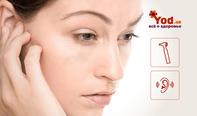 Причины возникновения серной пробки в ушах – почему они образуются