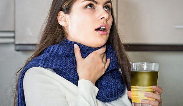Полоскание горла ромашкой – как заваривать и делать раствор