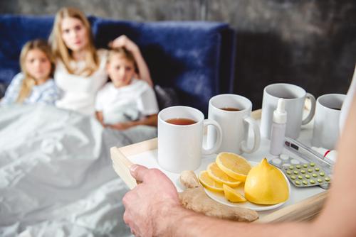 Насморк и кашель при беременности - чем и как лечить